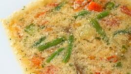 Зеленчукова супа с овесено мляко
