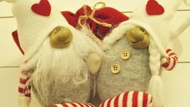 Да изплетеш Коледата както в Швеция