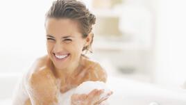 Ободряваща вана за красота