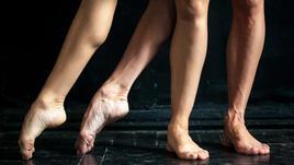 Балетни упражнения за щастливи ходила