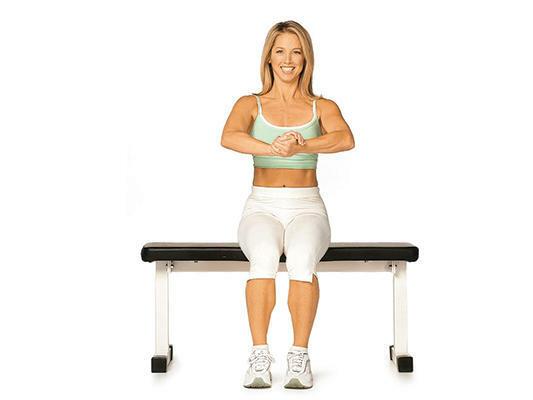 3 упражнения за стегнати гърди