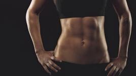 3 упражнения за плосък корем