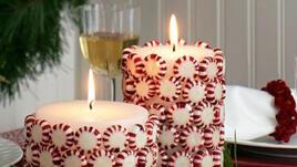 Внесете топлина и уют в дома си със свещи