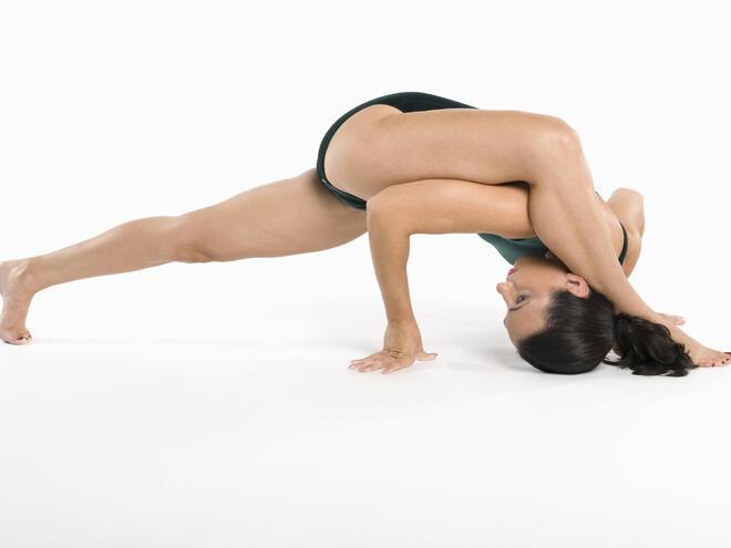 Подобрете гъвкавостта на тялото с лесни упражнения