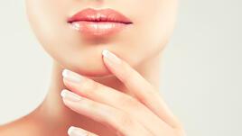 Белите петна по ноктите са сигнал за минерален дефицит