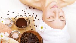 Кожата ви също обожава кафе!