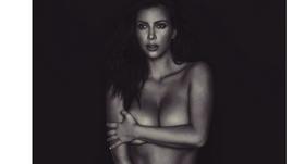 Ким Кардашиян с голо селфи срещу критиците