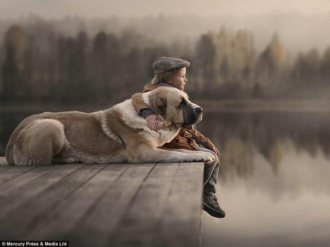 Приютявайки бездомно куче подаряваме живот