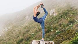 Стречинг йога