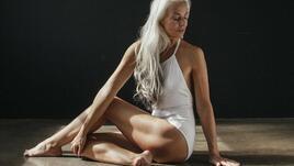 60-годишен модел разбива клишета за старостта