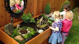 Учители искат да борят наднорменото тегло с градинарство