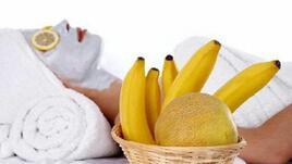 Маска с банан