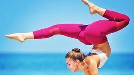 В банята е полезно да се прави йога