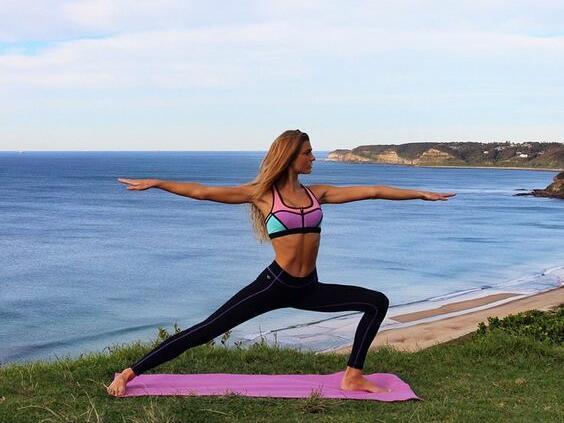 Йога за коремната мускулатура