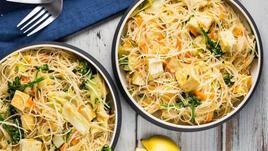Оризови спагети – една от тайните на китайското дълголетие