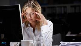 Завишеният стрес може да причини депресия и деменция