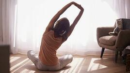Йога при махмурлук