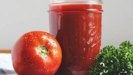 Чаша доматен сок за здраве