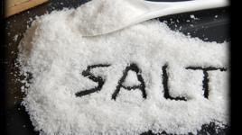 Солта забавя пубертета