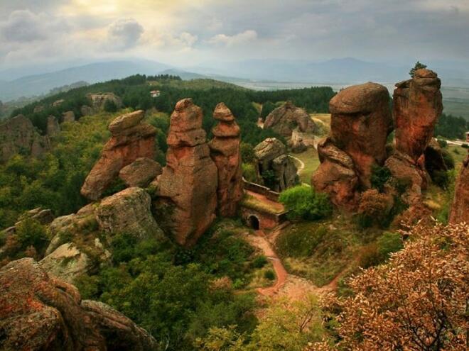 Места който трябва да посетите в България