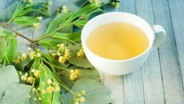 Липовият чай не е за предпочитане при сърдечно заболяване