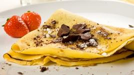 Френески палачинки с шоколад
