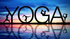 Лесно йога упражнение за изваяни ръце