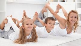 Детска йога