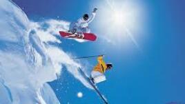 Как да се възстановим след карането на ски