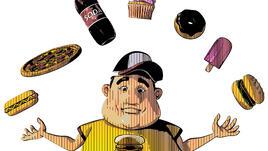Как да предпазим децата и себе си от затлъстяване