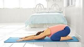 5 йога пози за по-добър сън