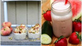 10 високопротеинови закуски под 150 калории