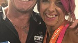 Никога не е късно: Австралийка започна да тренира на 54 години