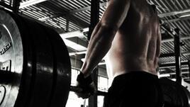 Трапецовидно повдигане на рамене с дъмбели (Shoulders Shrugs)