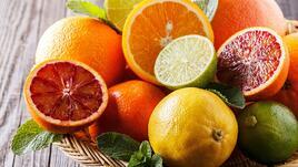 Цитрусовите плодове предпазват мозъка от увреждания