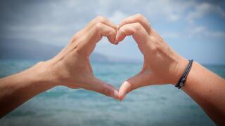 Скъпа моя половинка, обичам те, защото...