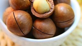Маслото от макадамия намалява холестерола