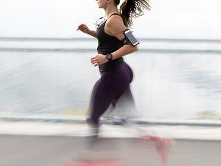 Хората на средна възраст – да ходят по-бързо