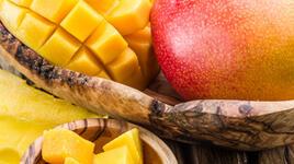 Мангото облекчава проблемите със стомаха