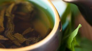 Зеленият чай предпазва мозъка