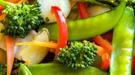 На всяко хранене трябва да има храни поне от три цвята