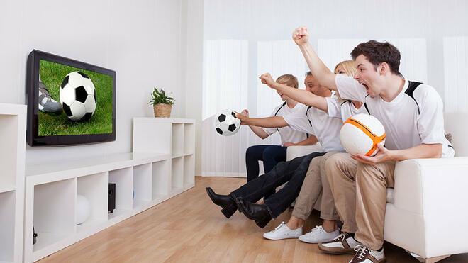 Учени съобщават: гледането на спортни предавания може да повиши качеството на живот