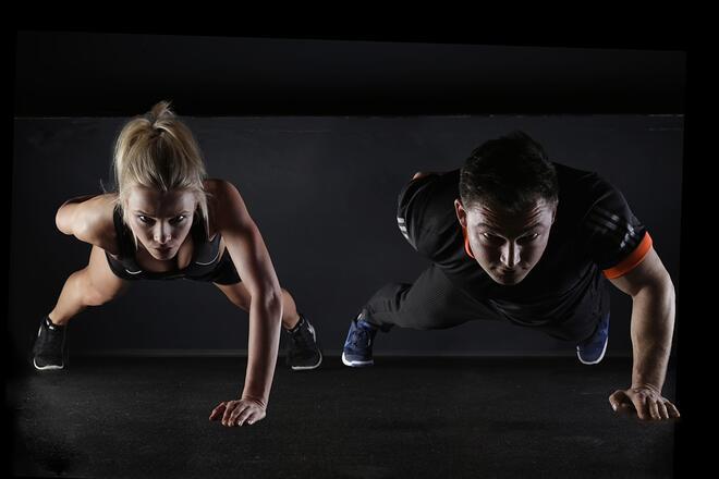 Защо 5 минути са напълно достатъчни, за да бъдете в добра форма
