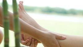 Грижа за краката