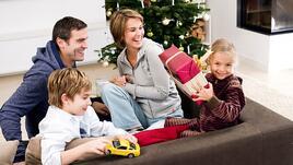 Тематични подаръци за семейството