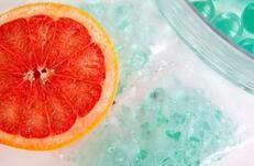 Спа идея под душа: скраб за тяло от грейпфрут