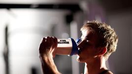 Суроватъчен протеин на прах