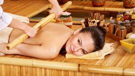 Бамбуков масаж