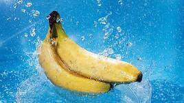Спа идея под душа: скраб от банан и захар