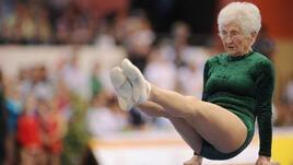 Спортно вдъхновение: Йохана Каас